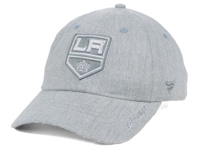 Los Angeles Kings NHL Women's Lux Fundamental Adjustable Cap