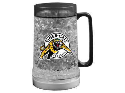 Hamilton Tiger-Cats Sports Vault 18oz Light Up Freezer Mug