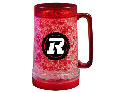 Ottawa RedBlacks Chambre forte de sports 18oz Light Up Freezer Mug