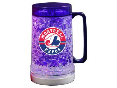 Montreal Expos Sports Vault 18oz Light Up Freezer Mug