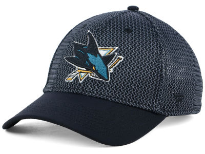 San Jose Sharks NHL Spring Flex Cap