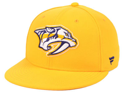 Nashville Predators NHL Branded NHL Basic Fan Fitted Cap
