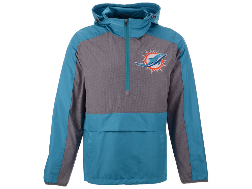 separation shoes ef434 5a0bc Miami Dolphins G-III Sports NFL Men's Leadoff Lightweight Jacket