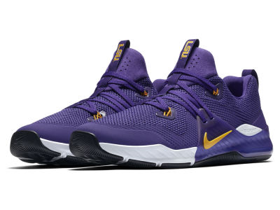 LSU Tigers Nike NCAA Men's Zoom Train Command Shoe