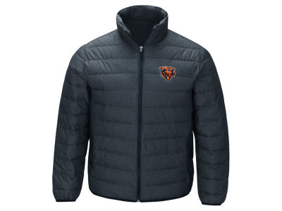 Chicago Bears G-III Sports NFL Men's Playoff Quilted Polyfill Jacket