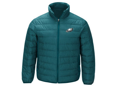Philadelphia Eagles G-III Sports NFL Men's Playoff Quilted Polyfill Jacket