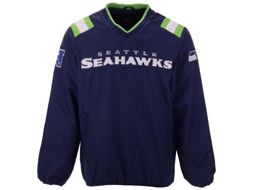 Seattle Seahawks G-III Sports NFL Men s Countback Pullover Jacket ... 029261053