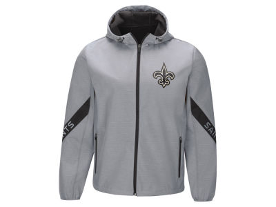 New Orleans Saints G-III Sports NFL Men's Crossover Soft Shell Jacket