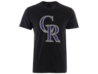 Colorado Rockies '47 MLB Men's Club Logo T-Shirt