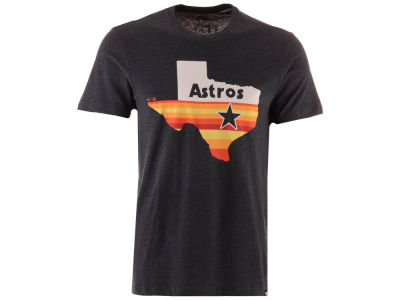 Houston Astros '47 MLB Men's Club Logo T-Shirt