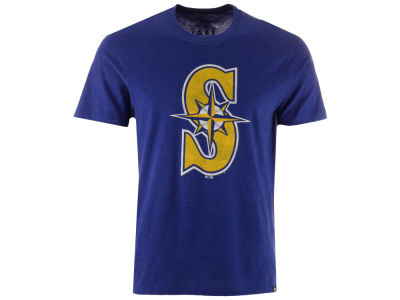 Seattle Mariners '47 MLB Men's Club Logo T-Shirt