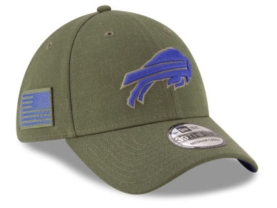 Buffalo Bills New Era 2018 NFL Salute To Service 39THIRTY Cap