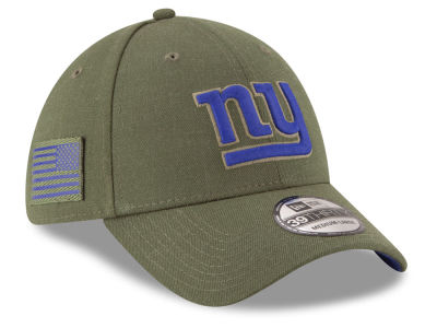 New York Giants New Era 2018 NFL Salute To Service 39THIRTY Cap