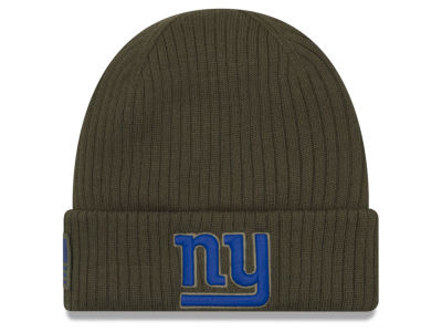 separation shoes 7aa87 1f864 ... ebay new york giants new era 2018 nfl salute to service cuff knit be91c  f98e0