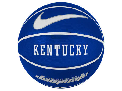 Kentucky Wildcats Nike Full Size Rubber Basketball