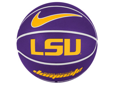 LSU Tigers Nike Full Size Rubber Basketball