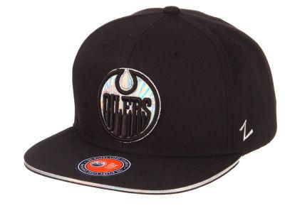 Edmonton Oilers Zephyr NHL Future Snapback Cap 7ee4a1a3b07