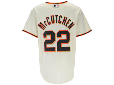 San Francisco Giants Andrew McCutchen Majestic MLB Youth Player Replica Cool Base Jersey