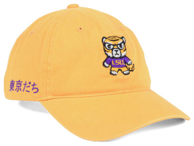LSU Tigers Zephyr NCAA Shibuya Adjustable Cap