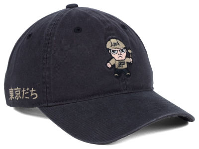 Purdue Boilermakers Zephyr NCAA Shibuya Adjustable Cap