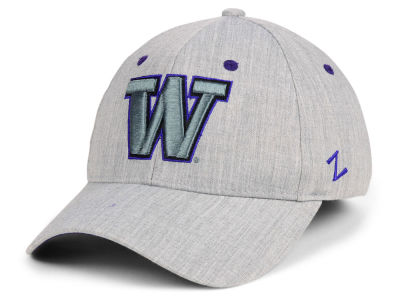 Washington Huskies Zephyr NCAA Tailored Flex Cap