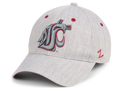 Washington State Cougars Zephyr NCAA Tailored Flex Cap