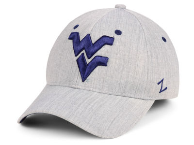 West Virginia Mountaineers Zephyr NCAA Tailored Flex Cap