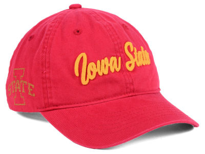 Iowa State Cyclones Zephyr NCAA Scroll Adjustable Cap