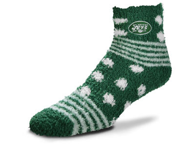 New York Jets Homegater Sleep Soft Socks