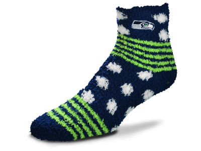 Seattle Seahawks Homegater Sleep Soft Socks
