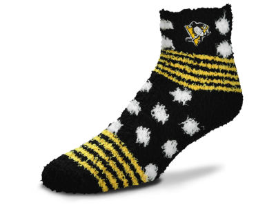 Pittsburgh Penguins Homegater Sleep Soft Socks
