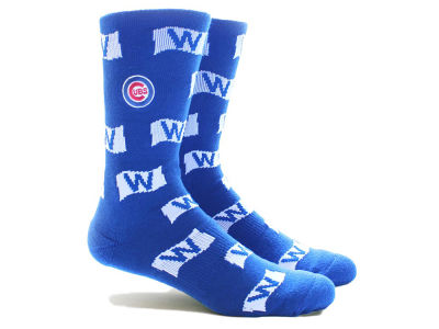 Chicago Cubs Stance MLB Clubhouse Collection Chicago Pack Crew Socks