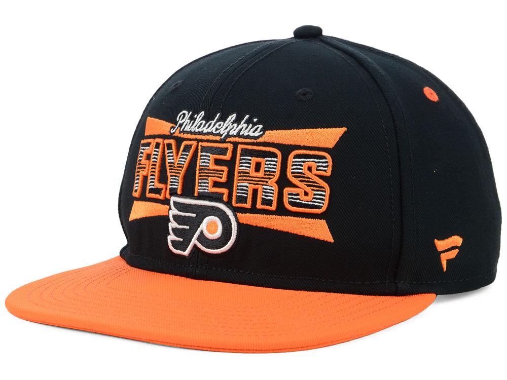 Philadelphia Flyers NHL Combo Emblem Snapback Cap 11ec3cb21d7