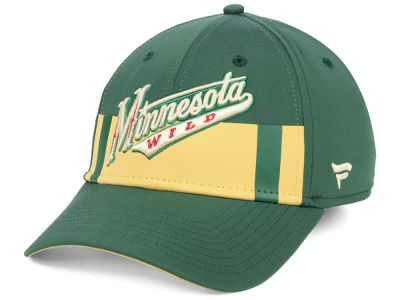 Minnesota Wild NHL Alternate Jersey Speed Flex Cap