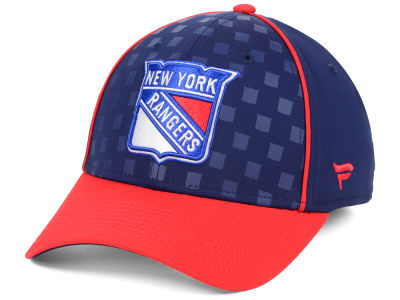 New York Rangers NHL Dual Speed Flex Cap