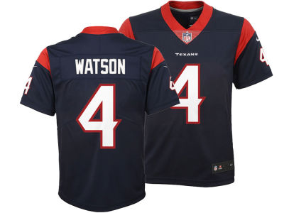 Houston Texans DeShaun Watson Nike NFL Youth Limited Team Jersey