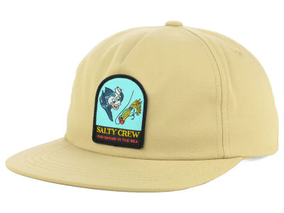 8a24a886259 Salty Crew Impact Zone Patched Snapback Cap.  31.99. Salty Crew Dinner Bell Snapback  Cap