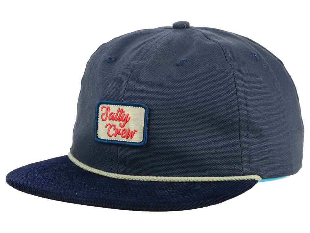 f3e5bbc9f420a ... shop salty crew galleon strapback cap lids 10ae1 4464a