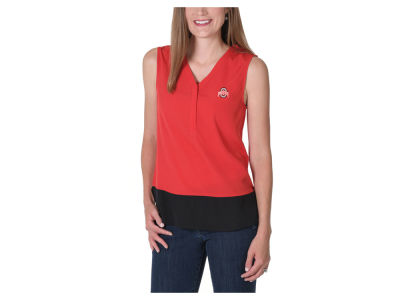 Ohio State Buckeyes NCAA Women's Color Block Tank