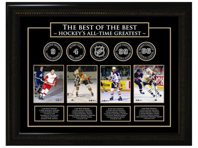 Detroit Red Wings Gordie Howe Frameworth Best of The Best Unsigned Photograph