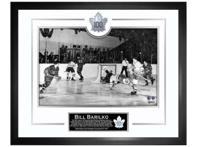 Toronto Maple Leafs Bill Barilko Frameworth Framed Photograph