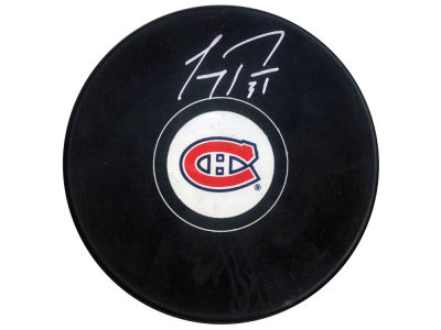Montreal Canadiens Carey Price Frameworth Autographed Hockey Puck