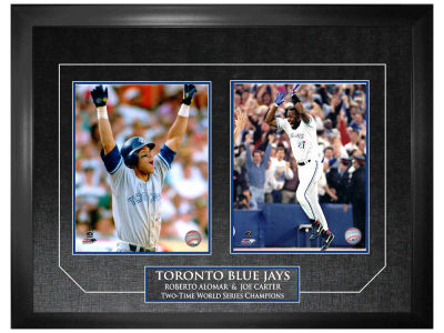 Toronto Blue Jays Roberto Alomar Frameworth 8x10 Photograph