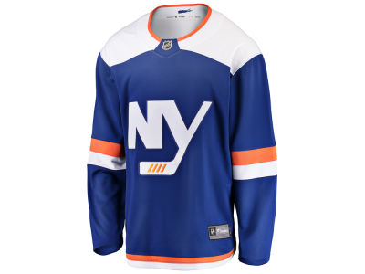 New York Islanders NHL Branded NHL Men's Breakaway 3rd Jersey