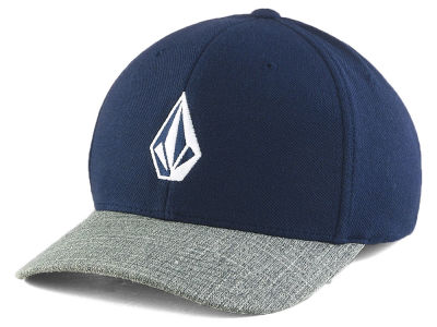 Volcom Full Stone Heather XFit Cap 013d4d7c5b5