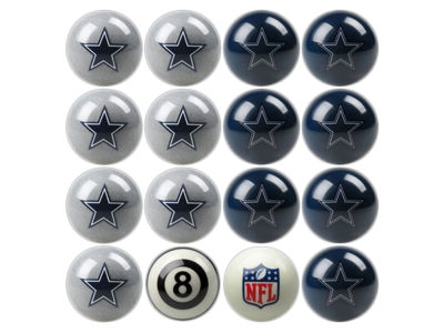 Dallas Cowboys Imperial Home vs Away Billiard Ball Set