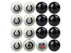Indianapolis Colts HOME VS AWAY BILLIARD BALL SET Gameday & Tailgate
