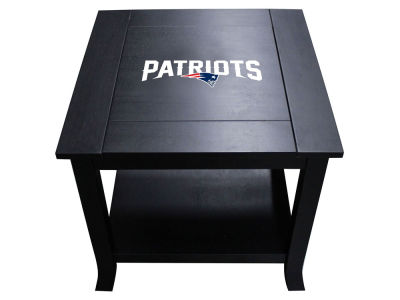 New England Patriots Imperial Side Table