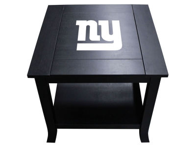 New York Giants Imperial Side Table