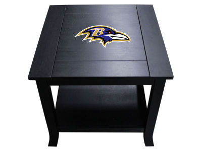 Baltimore Ravens Imperial Side Table